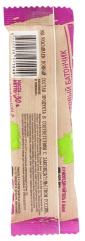 NUTBERRY Фруктовый батончик с фиником и инжиром 30г
