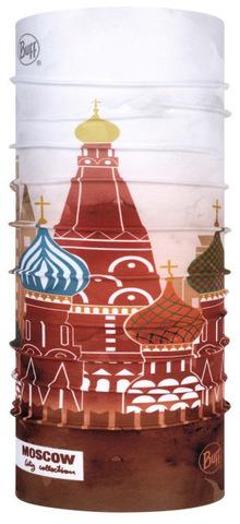 Многофункциональная бандана-труба Buff Original Moscow фото 1