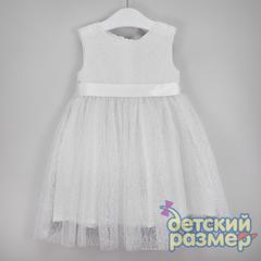 Платье (люрекс серебро)