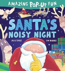 Santa's Noisy Night pop-up (HB)