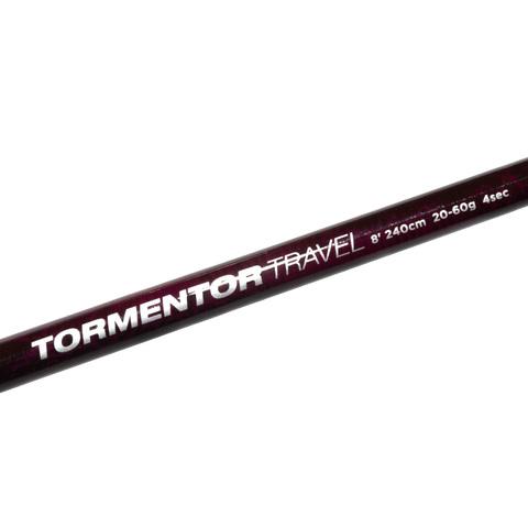 Удилище спиннинговое тревел 4х коленное Abu Garcia Tormentor Travel Spin 8ft (244 см. 20-60 г.) (1520990)
