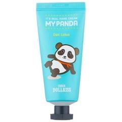 БХ My Panda Крем для рук Urban Dollkiss It's Real My Panda Hand Cream #04 DELI LOTUS 30гр (10702070/