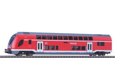 Двухэтажный пассажирский вагон DB Regio VI