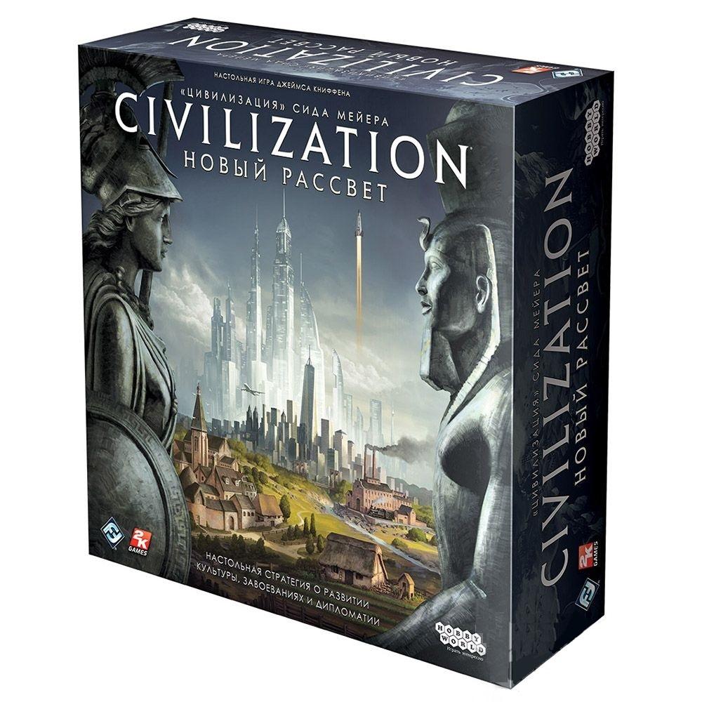 Настольная игра Цивилизация Сида Майера: Новый рассвет