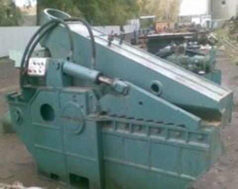 Оборудование для переработки металлолома