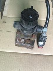Модулятор ЕБС МАН MAN 81521166074 Ускорительный клапан на стояночную систему ,Вход 1 и 2 : М22х1,5 , Вход 4 : М 16х1,5 , с глушителем!