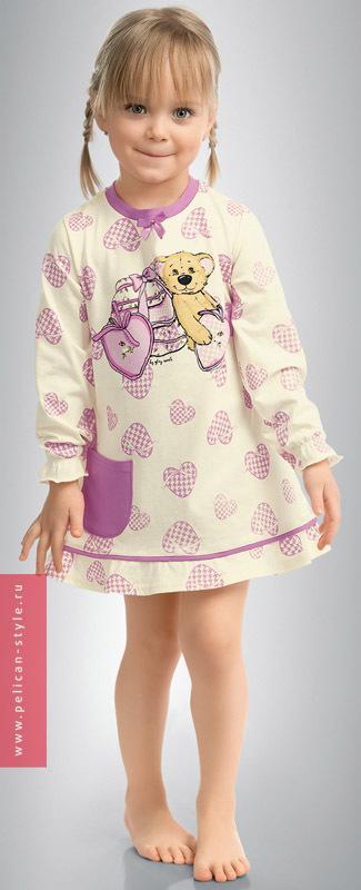 GND329 ночная сорочка для девочек