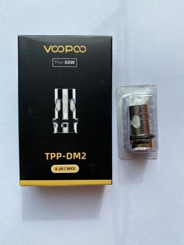 Испаритель TPP-DM1/2 by Voopoo 0,15/0.2ohm