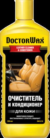 5210 Очиститель-кондиционер для кожи  LEATHER CLEANER & CONDITIONER 300 мл