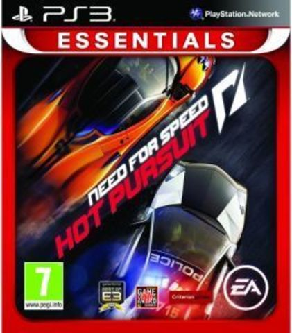 Need for Speed Hot Pursuit (PS3, Essentials, русская версия)