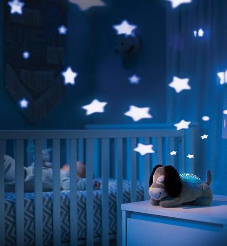 Светильник-проектор звездного неба Summer Infant Slumber Buddies Deluxe, Щенок