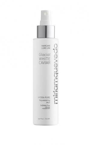 Увлажняющий восстанавливающий спрей с маслом прозрачно-белой икры / Miriamquevedo Glacial White Caviar Hydra-Pure Rejuvenating Mist