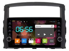 Магнитола для Mitsubishi Pajero 2007-2019 Android 8.1 4/64 IPS DSP модель  CB2046T9KR