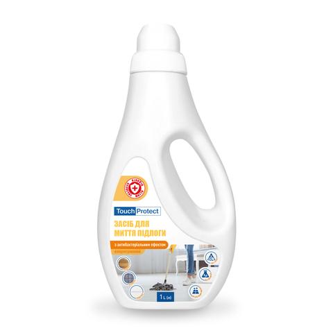 Засіб для миття підлоги з антибактеріальним ефектом Touch Protect 1 л (1)
