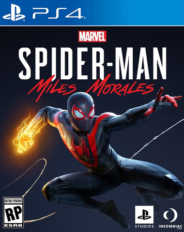 Marvel Spider-Man: Miles Morales Ultimate Edition PS4 | PS5