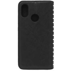 Чехол-книжка New Case для Xiaomi Mi Max 3 черный