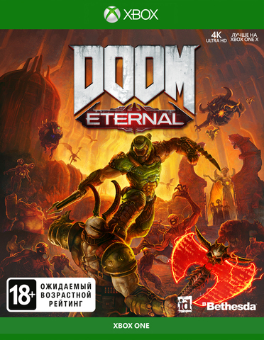 DOOM Eternal (Xbox One/Series X, русская версия)