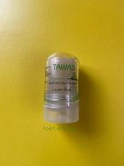 TAWAS кристальный алунитовый дезодорант, алое-вера, 60 гр