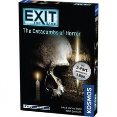 Exit-квест. Катакомбы ужаса