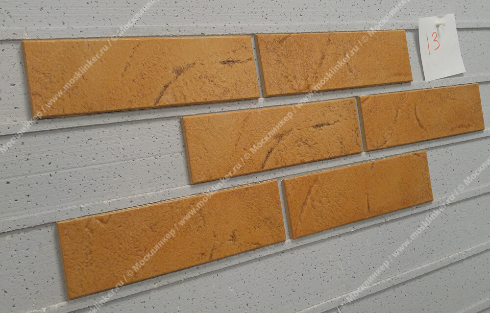 ABC - Antik, Sandstein, 240х71х8, NF - Клинкерная плитка для фасада и внутренней отделки