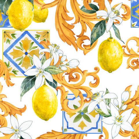 Паттерн с Лимонами