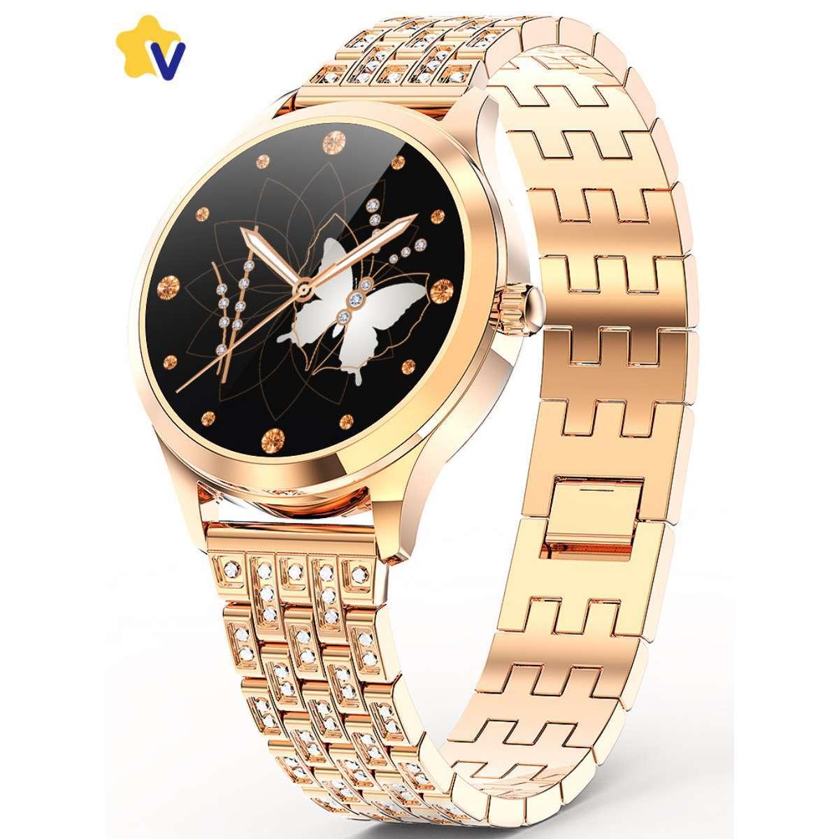 Смарт часы и браслеты Смарт часы женские Lemfo LW07 Crystal Serie Смарт_часы_LEMFO_LW07__1_.jpg