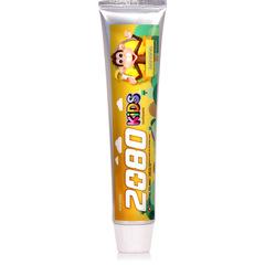 Aekyung Dental Clinic 2080 KIDS Banana Зубная паста детская Банановая 80 гр