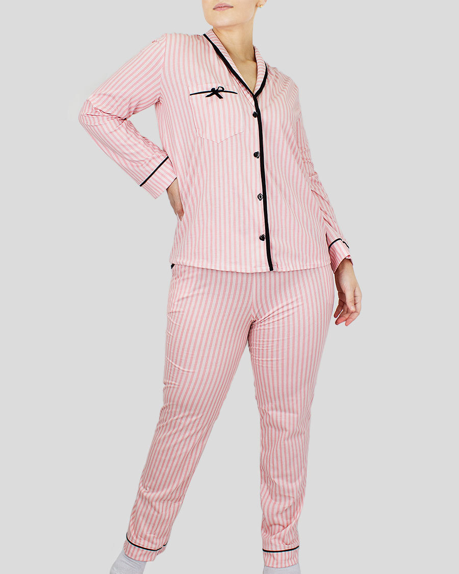 Комплект женский рубашка с брюками