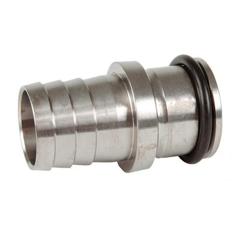 Штуцер адаптера водного пылесоса Fitstar 3920000 Ø 50 мм*82 мм, NW38 / 5889