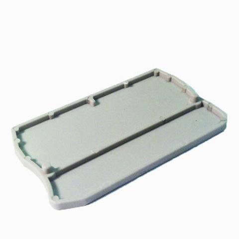 Заглушка для ЗКБ 3 вывода 1,5/2,5 мм2 серая TDM