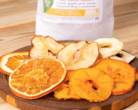 набор фруктовых чипсов