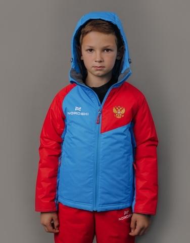 Утепленная куртка Nordski Kids National 2.0 детская