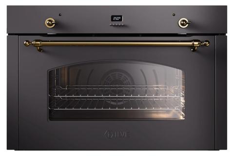 Духовой шкаф ILVE OV90SNE3 Brass