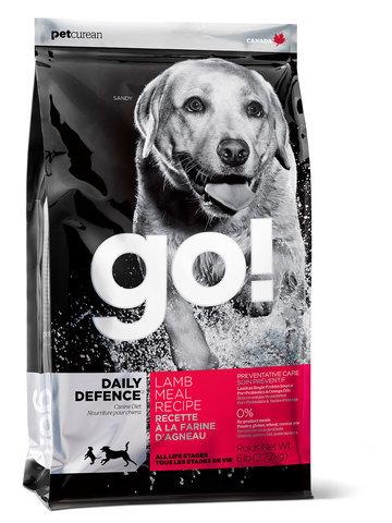 купить GO! SKIN + COAT Lamb Meal Recipe DF сухой корм для щенков и собак всех пород со свежим ягнёнком