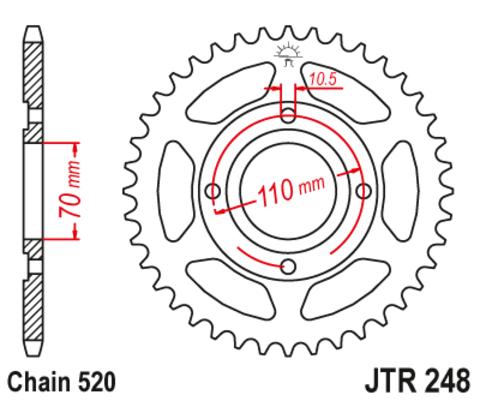 JTR248