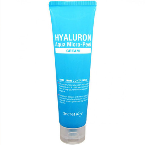 Гиалуроновый крем Secret Key Hyaluron Aqua Micro-Peel Cream