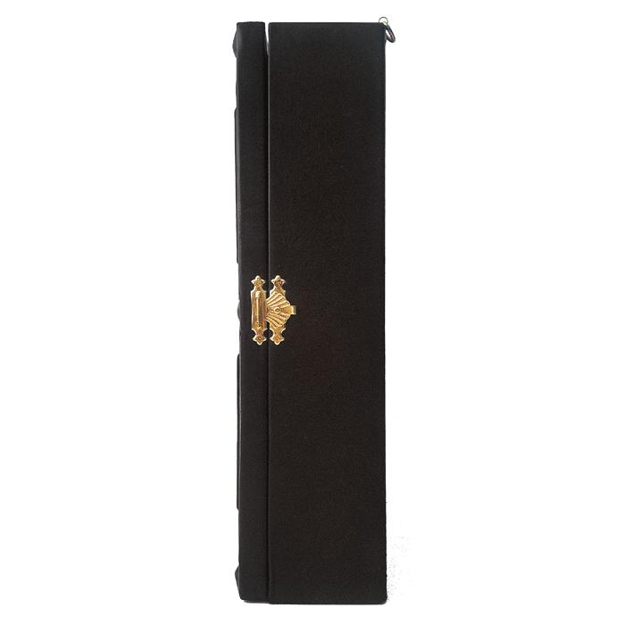 Настенная ключница «Эталон». Цвет коричневый