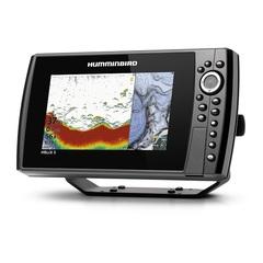 Эхолот Humminbird HELIX 8x CHIRP MEGA SI+ GPS G3N