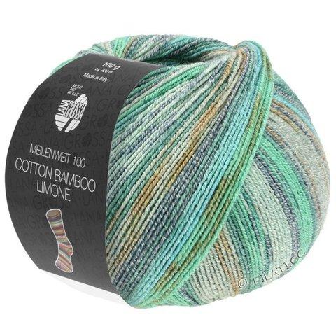 Lana Grossa Meilenweit Cotton Bamboo Limone 2365