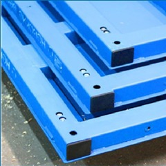 Весы платформенные Невские ВСП4-3000-300200, 3000кг, 500/1000гр, 3000х2000, RS232, стойка, с поверкой, выносной дисплей