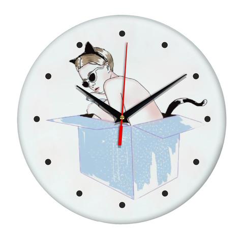 Сувенир и подарок часы cats0085