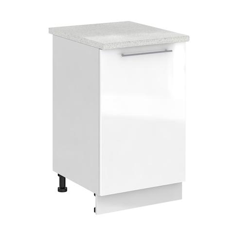 Кухня Капля 3D Шкаф нижний С 500