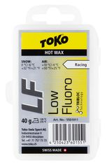 Парафин Toko Tribloc LF жёлтая, 0°/-6°, 40 гр.