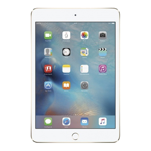iPad mini 4 Wi-Fi 32Gb Gold - Золотой