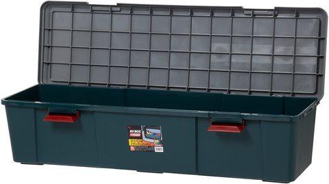Экспедиционный ящик IRIS RV Box 1150D, в открытом виде.