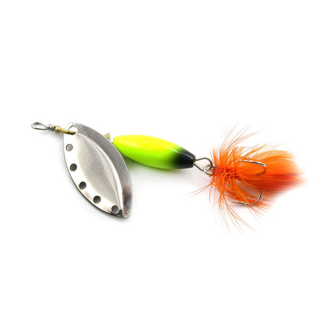 Блесна Extreme Fishing Complete Obsession  8g 16-FluoYellow/S