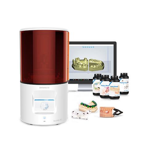 3D принтер AccuFab-D1