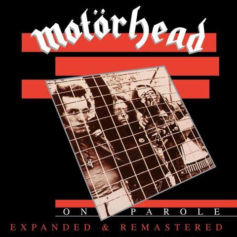 Виниловая пластинка. Motörhead - On Parole