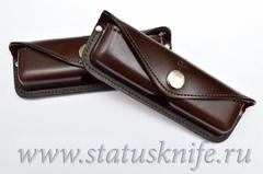 Чехол кожаный Н1 коричневый Широгоров МБШ