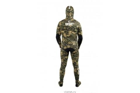 Гидрокостюм Сарган Урал 9 мм болотный STRL – 88003332291 изображение 2
